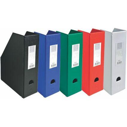 EXACOMPTA Stehsammler, DIN A4, Karton, 100 mm, grün