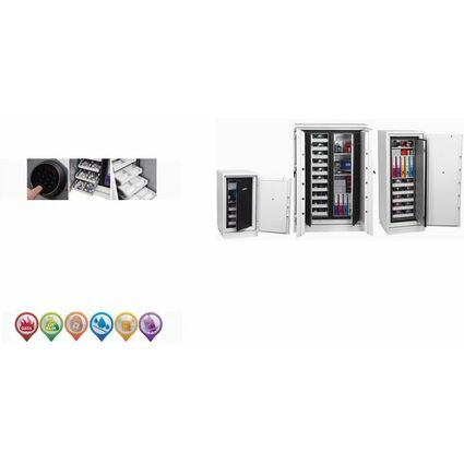 phoenix Datenschutz-Tresor DATA COMMANDER DS4621F
