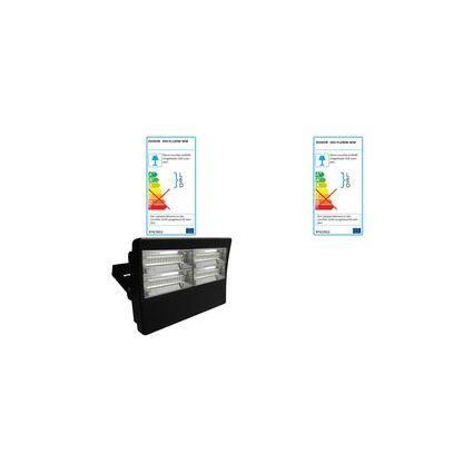 DIODOR LED Flutlichtstrahler Outdoor, 200 Watt, schwarz