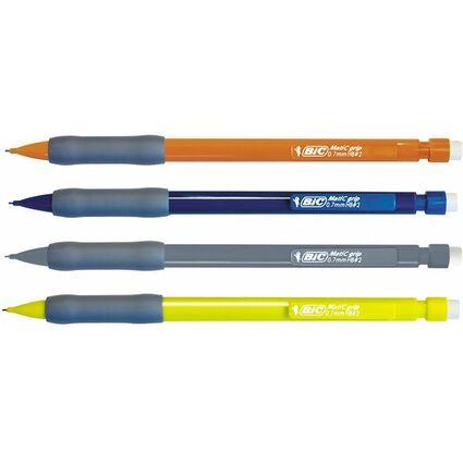 BIC Druckbleistift Matic Grip, Minenstärke: 0,7 mm