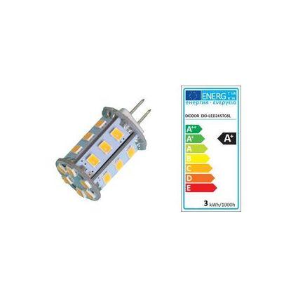 DIODOR LED-Lampe SMD Stiftsockel, 2,6 Watt, Sockel: GY6.35