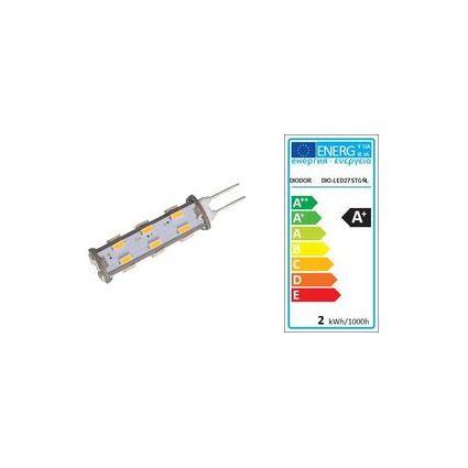 DIODOR LED-Lampe SMD Stiftsockel, 1,4 Watt, Sockel: GY6.35
