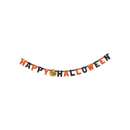 "SUSY CARD Girlanden-Kette ""Halloween"""