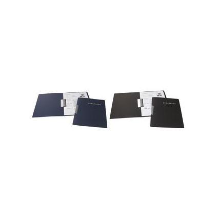 dataplus Bewerbungsmappe Clip S, DIN A4, graphit