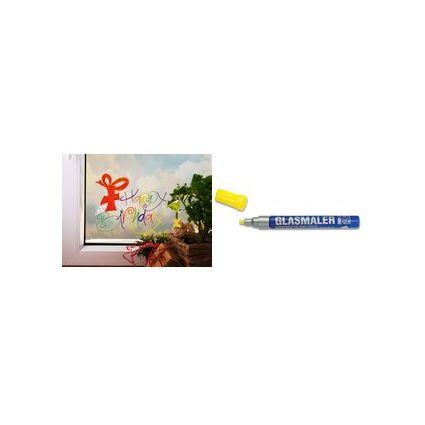 "KREUL Glasmarker Hobby Line ""Glasmaler"", himmelblau"