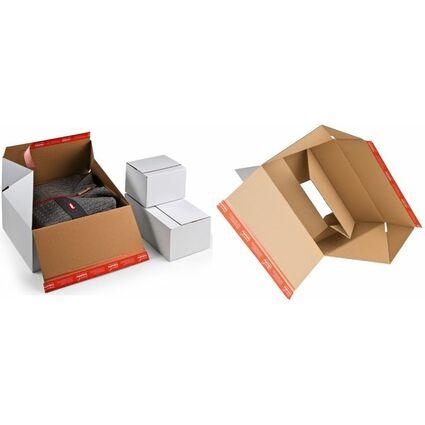 ColomPac Blitzbodenkarton Premium, mit Selbstklebeverschluss