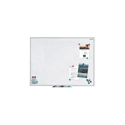 """MEDIUM Weißwandtafel """"Exklusiv"""", emailliert, 900 x 600 mm"""