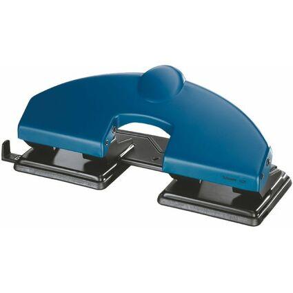 Esselte Vierfachlocher Q25, blau