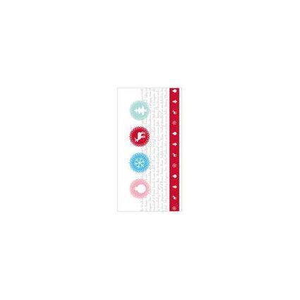 """SUSY CARD Weihnachtskarte """"Pastell"""""""