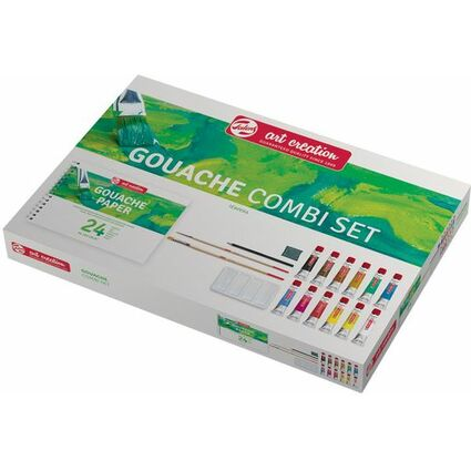 ROYAL TALENS Art Creation Kombiset Gouache, 12 x 12 ml