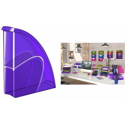 CEP Stehsammler HAPPY, DIN A4, violett
