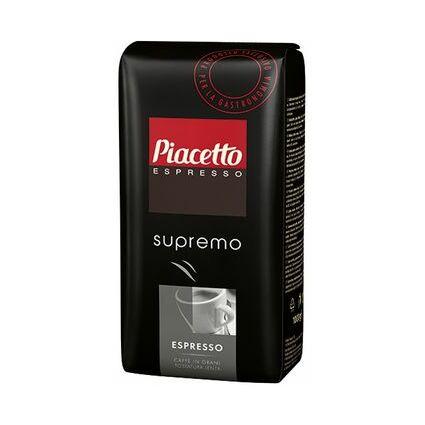 """Tchibo Kaffee """"Piacetto Supremo Espresso"""", ganze Bohne"""