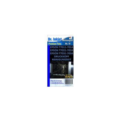 Dr.Inkjet Druckkopf-Reinigungsset für Epson T-Serie