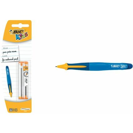 BIC KIDS Druckbleistift Learner Mechanical Pencil, rosa