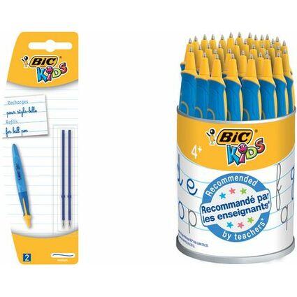 BIC Drehkugelschreiber Learner Ball Pen Twist, 36er Runddose