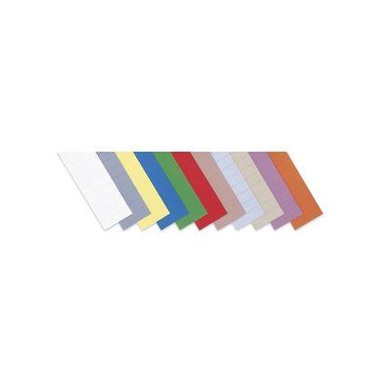 magnetoplan ferrocard Etiketten, 50 x 10 mm, weiß