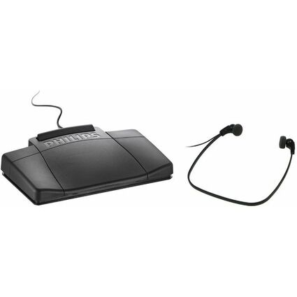PHILIPS digitale Wiedergabe-/ Transkriptions-Set LFH5220