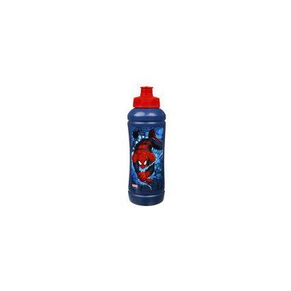 """Scooli Trinkflasche """"Spiderman"""", Modell 2016, 0,450 Liter"""