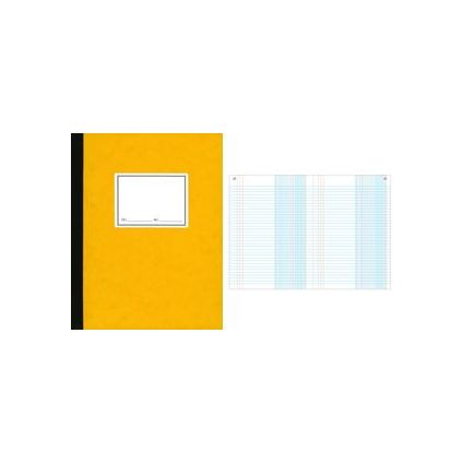 ELVE Piqûre comptable JOURNAL, 310 x 150 mm, 100 pages