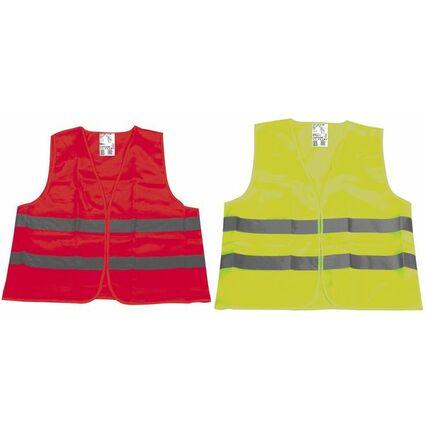 IWH Pannenweste/Warnweste, DIN EN 471, Polyester, orange
