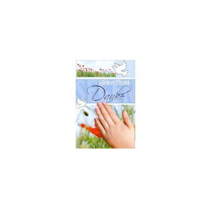 HORN Danksagungskarte - Kommunion - Betende Kinderhände