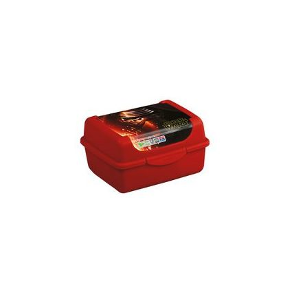 "keeeper kids Brotdose olek ""star wars"", micro, Calcutta-red"