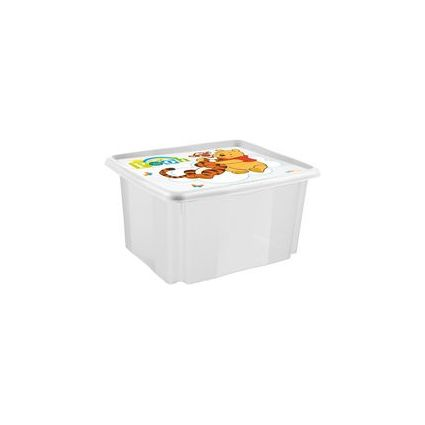 "keeeper kids Aufbewahrungsbox anna ""winnie the puuh"", 24 L."
