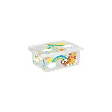 "keeeper kids Aufbewahrungsbox filip ""winnie the puuh"", 10 L."