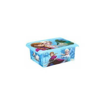 """keeeper kids Aufbewahrungsbox filip """"frozen"""", 10 Liter"""
