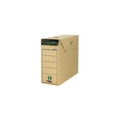 Fellowes BANKERS BOX EARTH Hängemappen-Archiv, braun