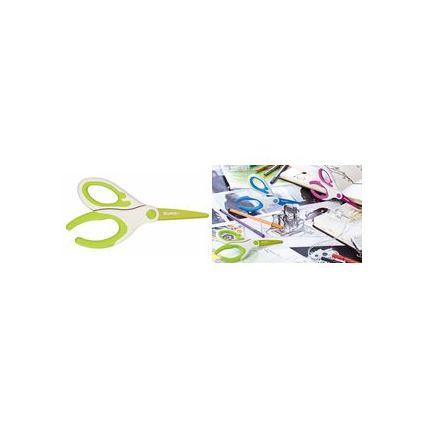 Scotch Universalschere Design, spitz, Länge: 200 mm, grün