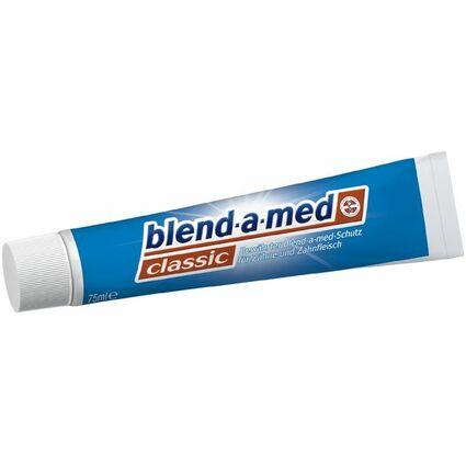 "blend-a-med Zahncreme ""CLASSIC"", 75 ml"