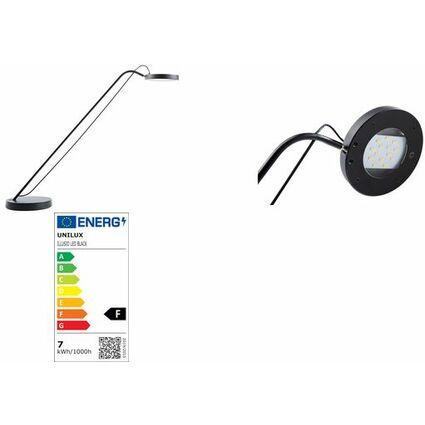 unilux LED-Tischleuchte ILLUSION, Farbe: schwarz