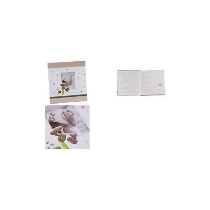 "goldbuch Babyalbum ""Honigbär"", 60 Seiten, 300 x 310 mm"