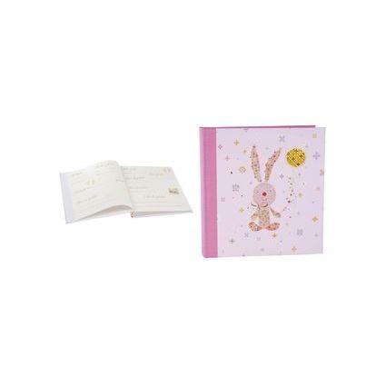 "goldbuch Babyalbum ""Bunny"", rosa, 60 Seiten"