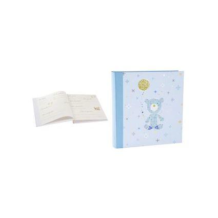 "goldbuch Babyalbum ""Teddy"", blau, 60 Seiten"