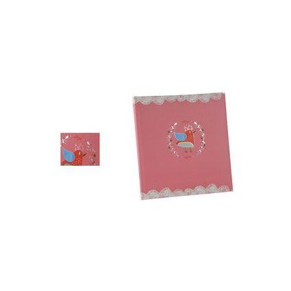 """goldbuch Kinderalbum """"Spatz"""", 60 Seiten, rot"""