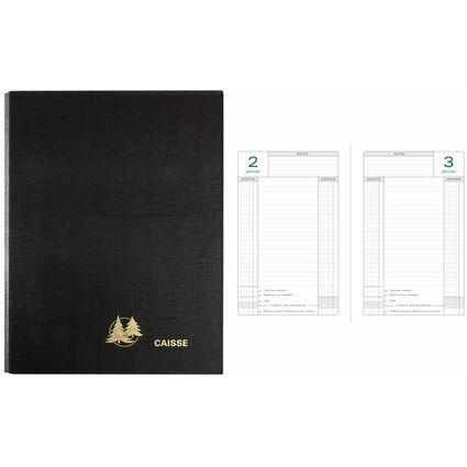 EXACOMPTA Reliure pour agenda perpétuel caisse, 240 x 160 mm