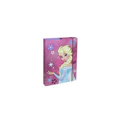 """UNDERCOVER Heftbox """"Frozen"""", Modell 2016, DIN A4"""