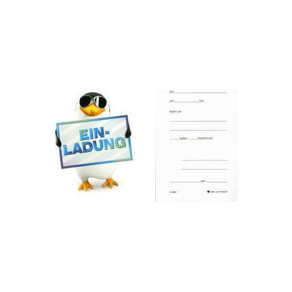 HORN Einladungskarte - Hase - inkl. Umschlag