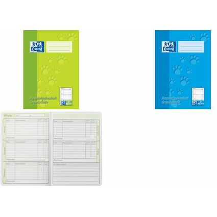 "Oxford Hausaufgabenheft ""Grundschule"", DIN A5, 24 Blatt"