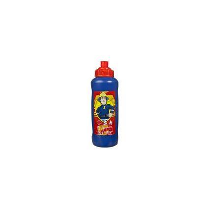 "Scooli Trinkflasche ""Fireman Sam"", Modell 2016, 0,450 Liter"