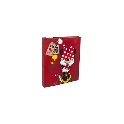 "UNDERCOVER Ringbuch ""Minnie Mouse"", Modell 2016, DIN A4"