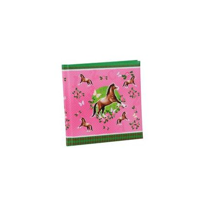 """goldbuch Poesiealbum """"Pferde"""", 165 x 165 mm, 96 Seiten"""