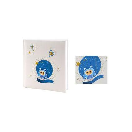 """goldbuch Poesiealbum """"Kleiner Nachteule"""", 165 x 165 mm"""