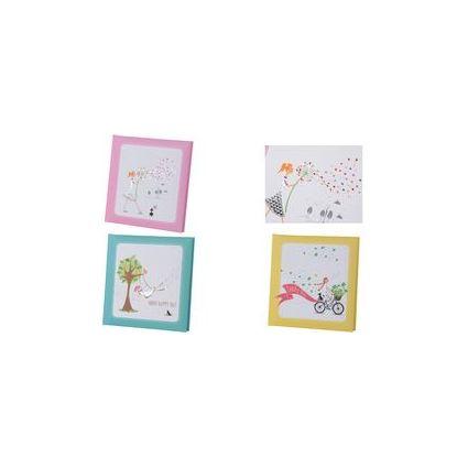 """goldbuch Poesiealbum """"Sophie"""", 165 x 165 mm, pink"""
