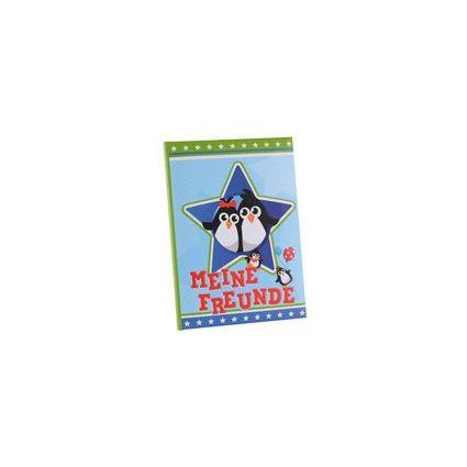 "goldbuch Freundebuch ""Pinguine"", DIN A5, 72 Seiten"