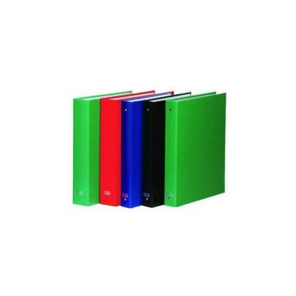 ELBA Ringbuch balacron, 2 Ring-Reißmechanik, farbig sortiert