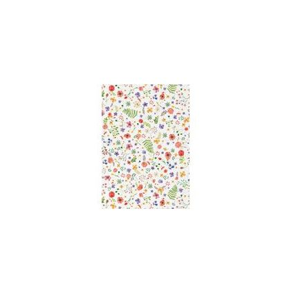 "HEYDA Transparentpapier ""Aquarellblume"", (B)500 x (H)700 mm"