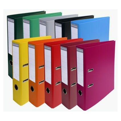 EXACOMPTA PVC-Ordner Premium, DIN A4, 70 mm, flieder